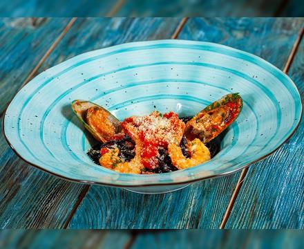 Паста Грассоттело в томатном соусе