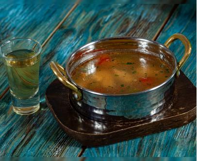 Суп Рыбный по-тирольски