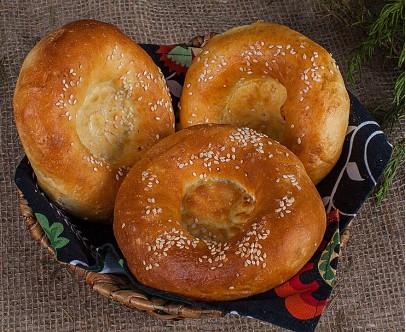 Узбекская лепёшка